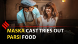 Guess the Parsi dish challenge with Maska Team