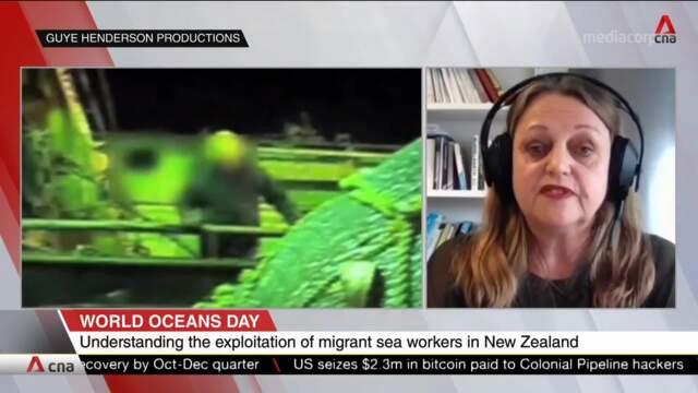 CNA+: World Oceans Day: Slavery At Sea