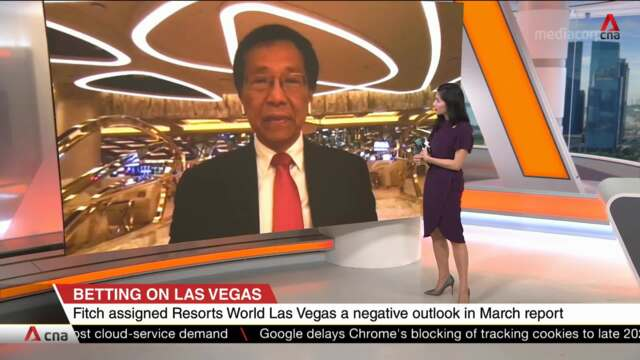CNA+: Genting Group CEO and Chairman Lim Kok Thay on Las Vegas casino