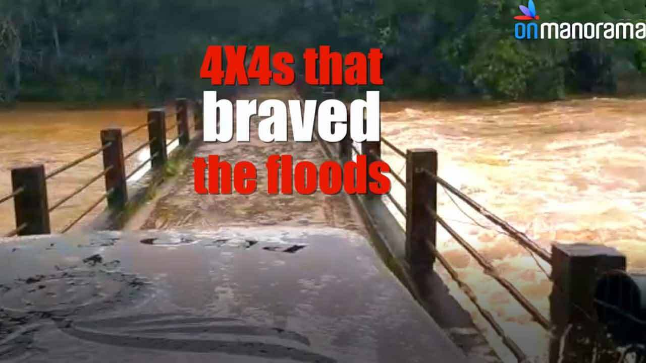 Saviours during the floods, outlaws after it: Off-roaders