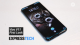 Vivo V11 Pro first look: At Rs 25,990 this one is packed with features. ,video