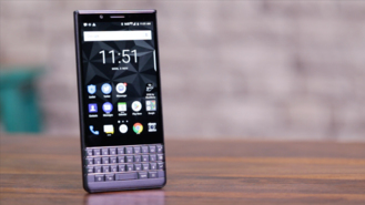 BlackBerry Key2 LE first look: the best smartphone with physical keyboard