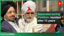 Separated during Partition, two brothers meet for the first time after 72 long years