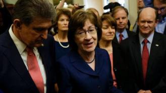 All the Senate's men empowering women, since 1991