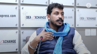 'Left to me, I would make Mayawati PM now: Bhim Army's Chandrashekhar at Idea Exchange