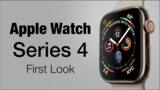 Apple Watch Series 4 first look: Bigger screen, ECG, new digital crown and more