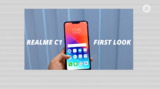 Realme C1 with a notched display, dual cameras at Rs 6,999