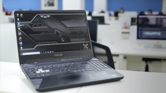 Asus TUF Gaming FX505G: the ultimate laptop for gamers