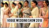 VOGUE WEDDING SHOW 2018
