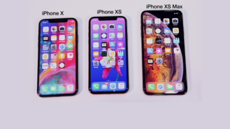Apple iPhone XS and iPhone XS Max are here: We take a detailed look at the new iPhones