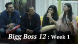 Housemates are safe from eviction in the first week of Bigg Boss 12