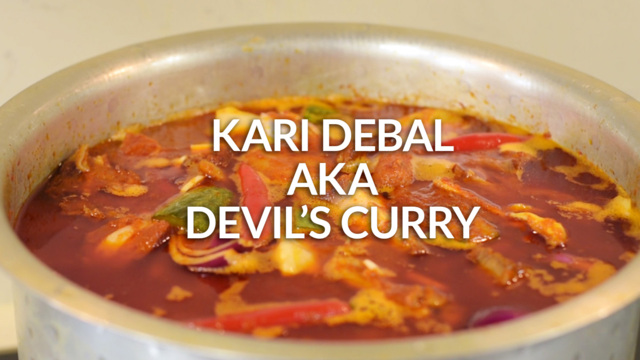 Curry Favours: Devil's curry from a Eurasian family in Singapore | CNA Lifestyle