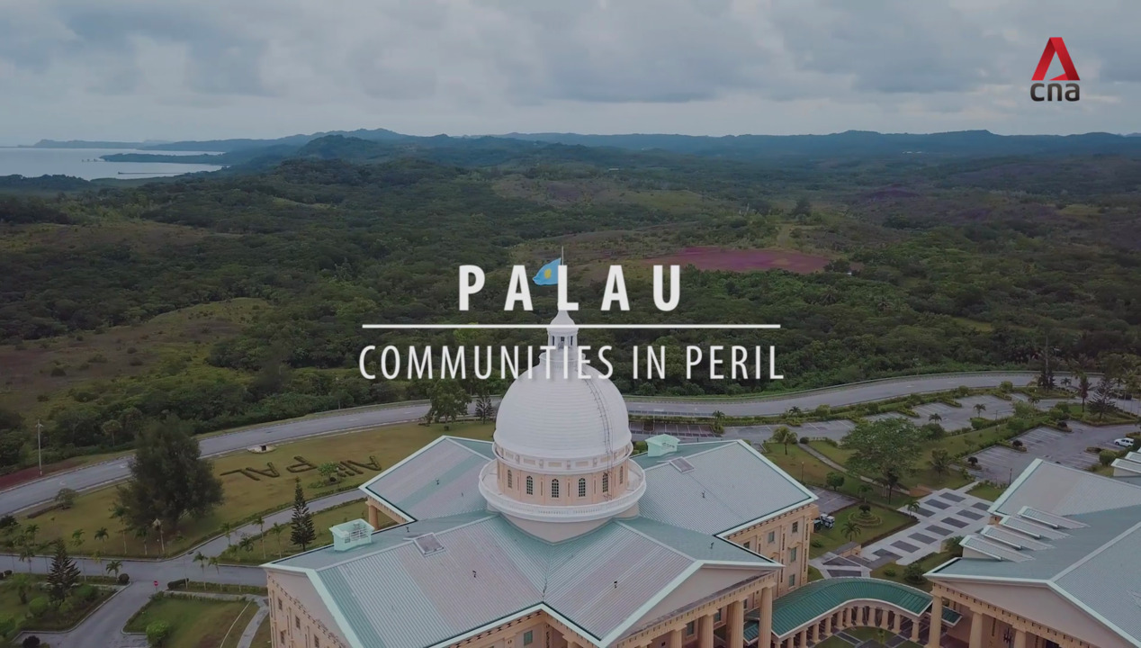 Diving paradise Palau: Communities in peril | Video