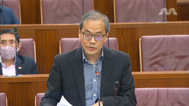 Committee of Supply 2021 debate, Day 2: Dennis Tan on Myanmar crisis, US-China rivalry