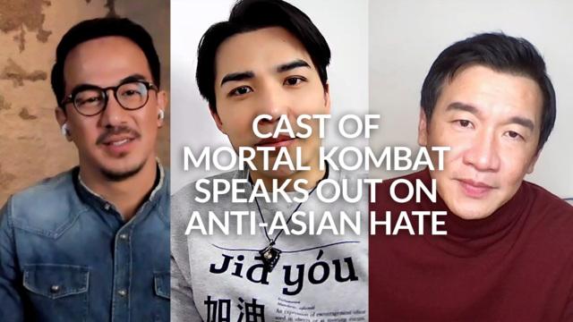 Mortal Kombat's Chin Han, Joe Taslim and Ludi Lin on anti-Asian hate | CNA Lifestyle