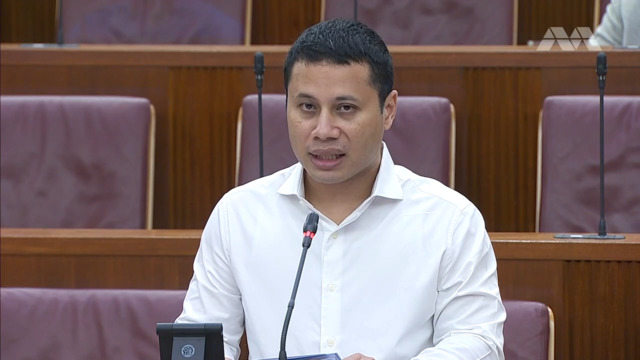Desmond Lee on Married Child Priority Scheme for HDB's BTO projects