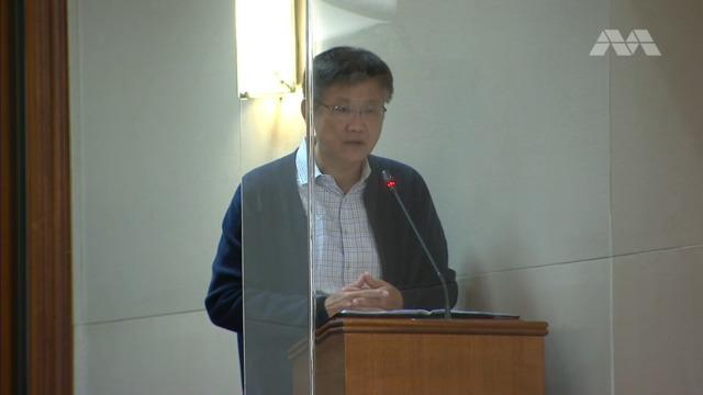 Committee of Supply 2021 debate, Day 5: Gan Thiam Poh on flood mitigation, tackling global warming