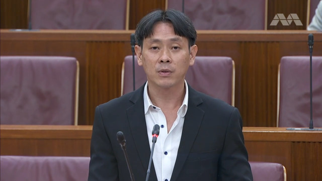 Louis Ng on support measures for Phases 2 and 3 (Heightened Alert)
