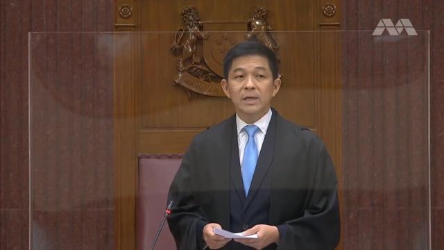 Tan Chuan-Jin wraps up Committee of Supply 2021 debate