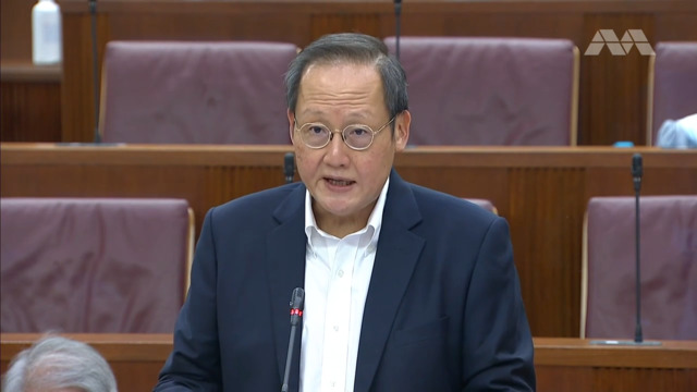 Tan See Leng on support for companies in raising retirement and reemployment ages early