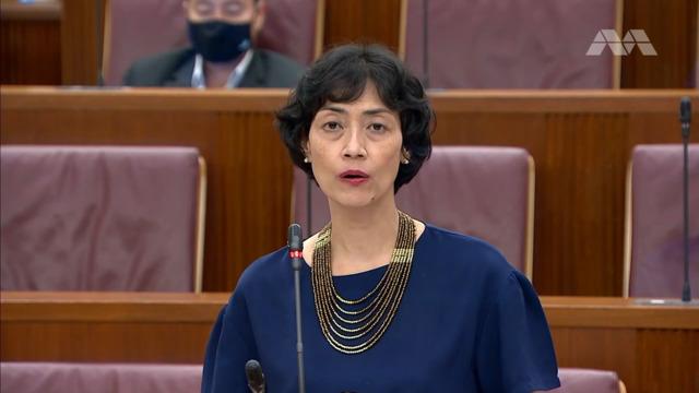 Joan Pereira on Postal Services (Amendment) Bill