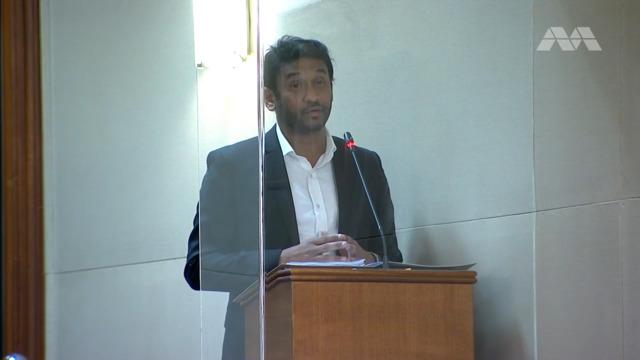Raj Joshua Thomas on Police Force (Amendment) Bill