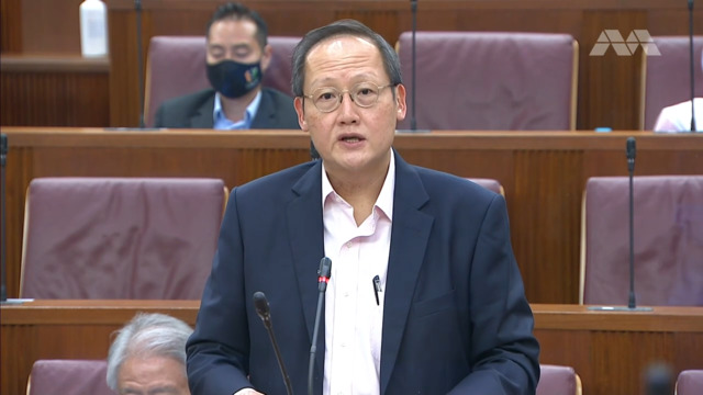 Tan See Leng on support for workers in temporary COVID-related roles