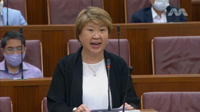 Janet Ang on Postal Services (Amendment) Bill