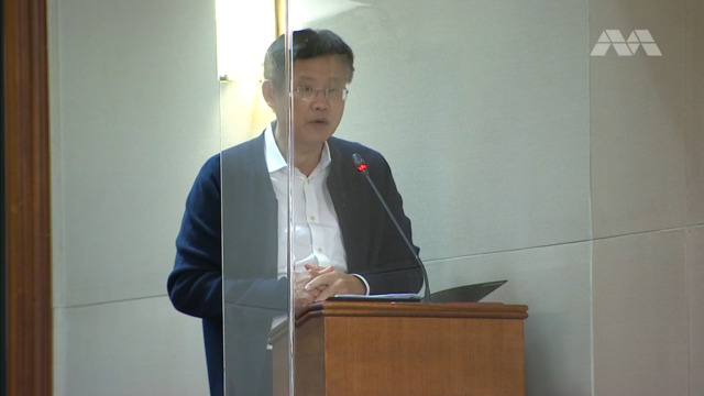 Committee of Supply 2021 debate, Day 4: Gan Thiam Poh on achieving Singapore's climate goals