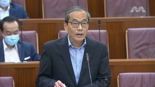 Dennis Tan on support measures for Phases 2 and 3 (Heightened Alert)