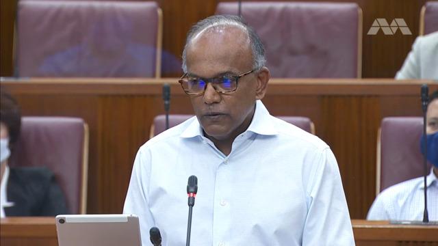 Ministerial statement: K Shanmugam on concerns surrounding COVID-19 KTV cluster