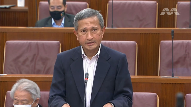 Committee of Supply 2021 debate, Day 1: Vivian Balakrishnan on Smart Nation Initiative for real-world problems
