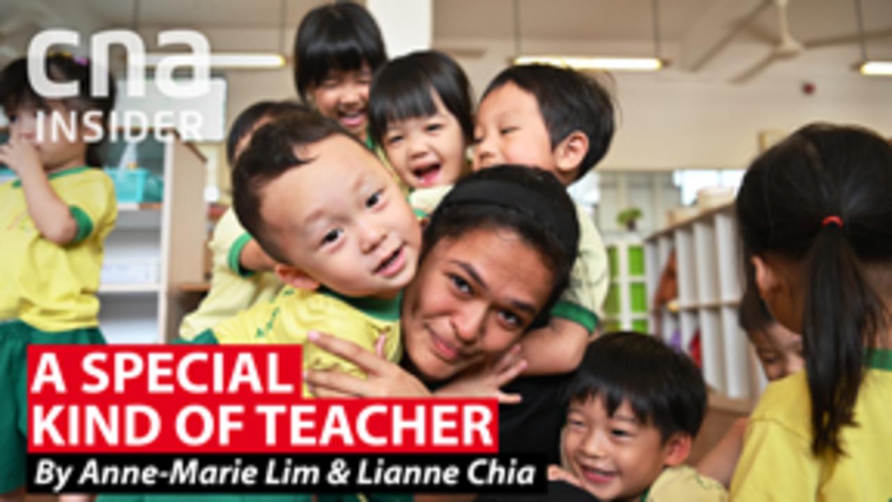 A special kind of teacher