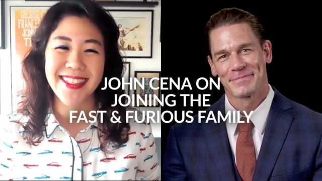 John Cena on joining Fast & Furious and The Rock's advice | CNA Lifestyle