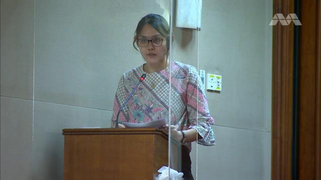 Shahira Abdullah on Road Traffic (Amendment) Bill