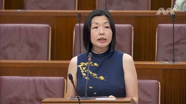 Committee of Supply 2021 debate, Day 5: Cheryl Chan on liveable and vibrant housing estates