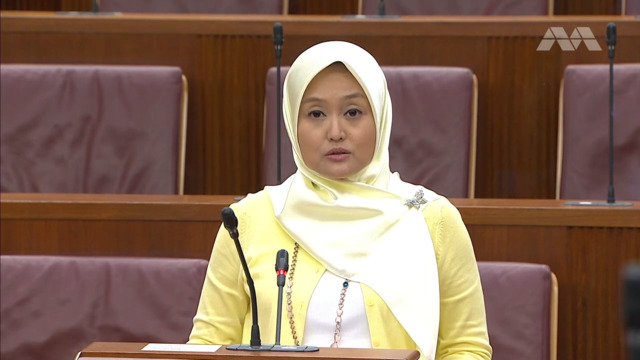 Committee of Supply 2021 debate, Day 4: Rahayu Mahzam on helping students with special educational needs reach their full potential