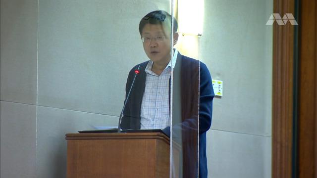 Gan Thiam Poh on Registration of Births and Deaths Bill