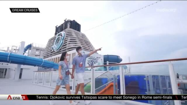 Cruise cancellations as COVID-19 restrictions set to take effect | Video