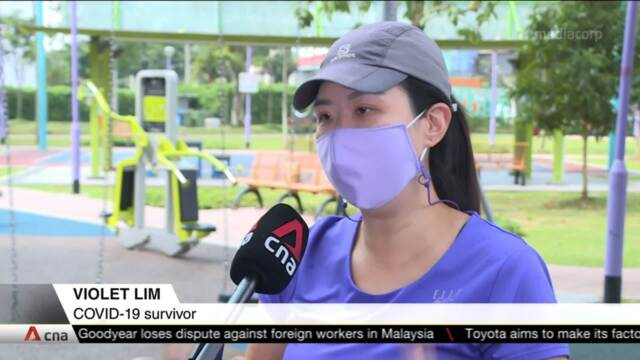 Recovered COVID-19 patients keen to get booster shots  | Video