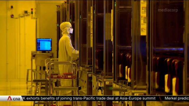 GlobalFoundries expanding Singapore capacity, production at new plant to begin in 2023 | Video
