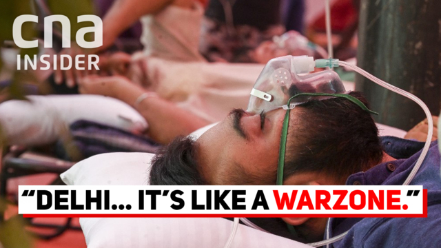Talking Point | Feature: India's Oxygen Crisis And Why COVID-19 Variants Are Troubling