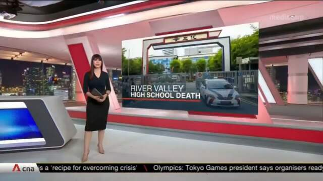 River Valley High students return to school after death of 13-year-old boy | Video
