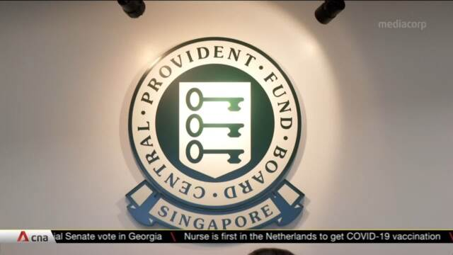 440,000 Singaporeans eligible for matched CPF savings scheme | Video