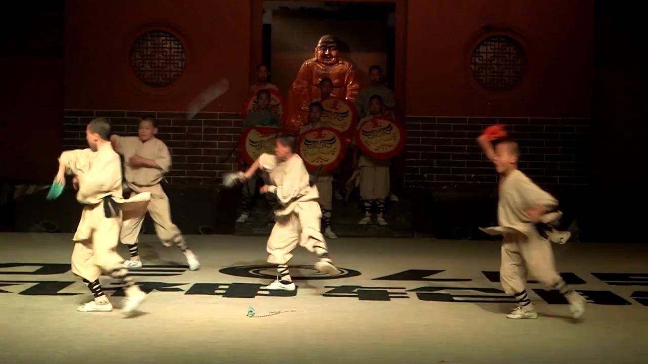 Henan: The Shaolin Temple
