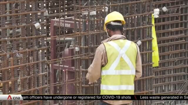 Construction manpower crunch: Contractors sourcing workers from ASEAN countries | Video
