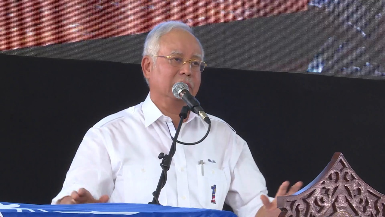 Malaysia election: The battle for Terengganu
