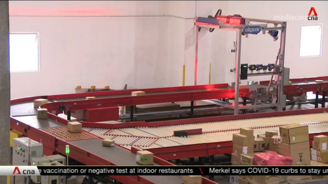 Businesses in Singapore could see cheaper industrial rent amid increased supply | Video
