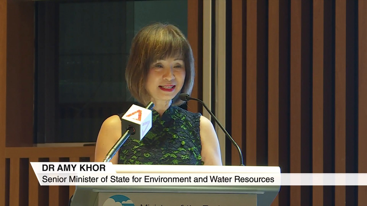Singapore to reduce Semakau waste by 30% under first Zero Waste Master Plan | Video
