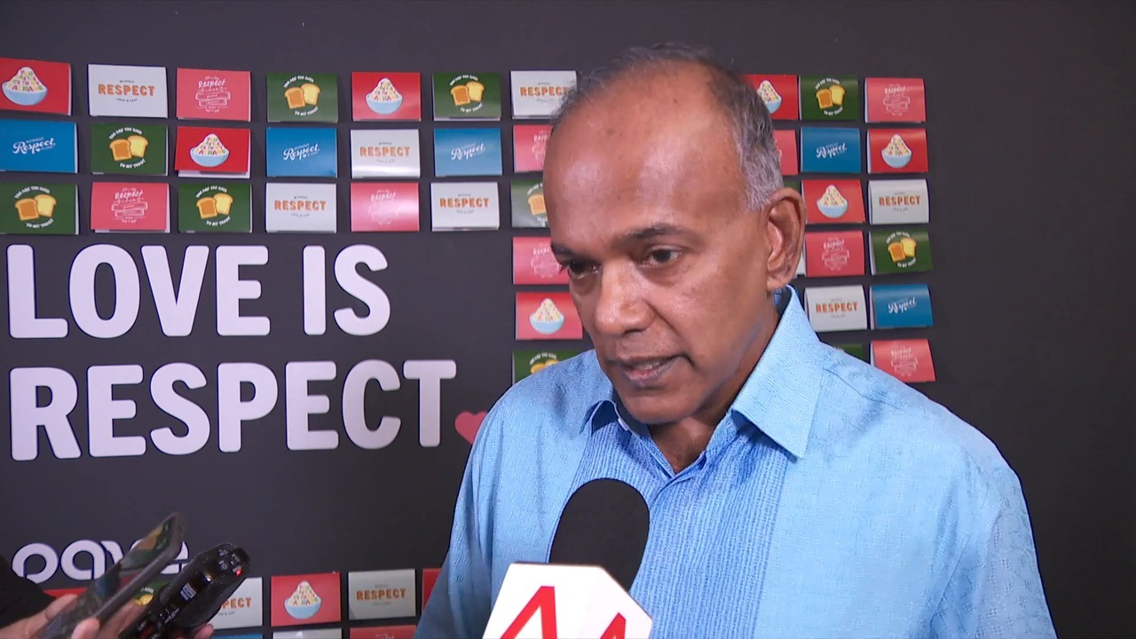 More protection for victims abused by intimate partners: Shanmugam | Video